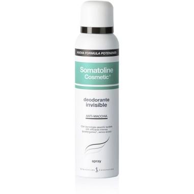 Deodorante Invisible - Spray Somatoline Cosmetic