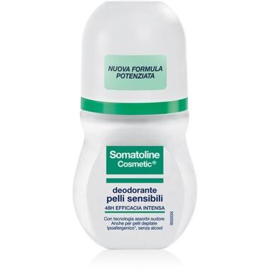 Deodorante Pelli Sensibili - Roll on Somatoline Cosmetic