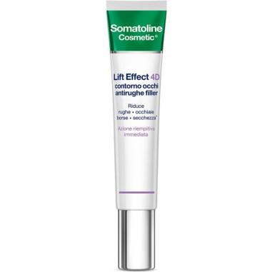 Lift Effect 4D Contorno Occhi Somatoline Cosmetic