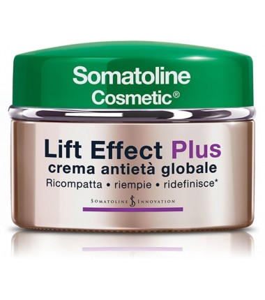 Lift Effect Plus Crema Antietà Globale Somatoline Cosmetic