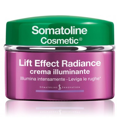 Lift Effect Radiance Crema Illuminante Somatoline Cosmetic
