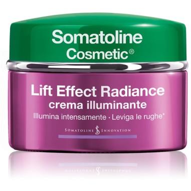 Lift Effect Radiance Crema Illuminante Somatoline Cosmetic
