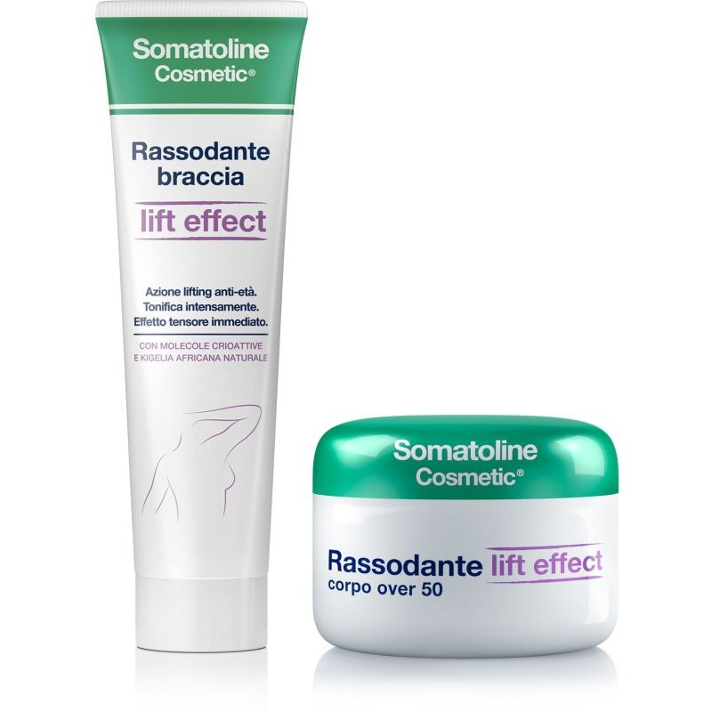 Lift Effect Programma Rassodante Over 50 Somatoline Cosmetic