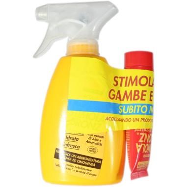 Acqua Solare Abbronzante + Gambe & Décolleté Stimola Bronz