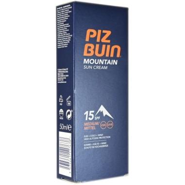 Crema Solare Spf 15 Piz Buin Mountain