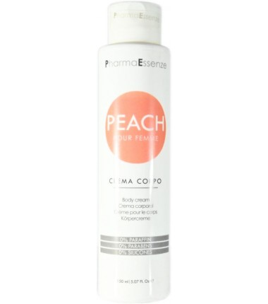 Crema Corpo Peach Pharma Essenze
