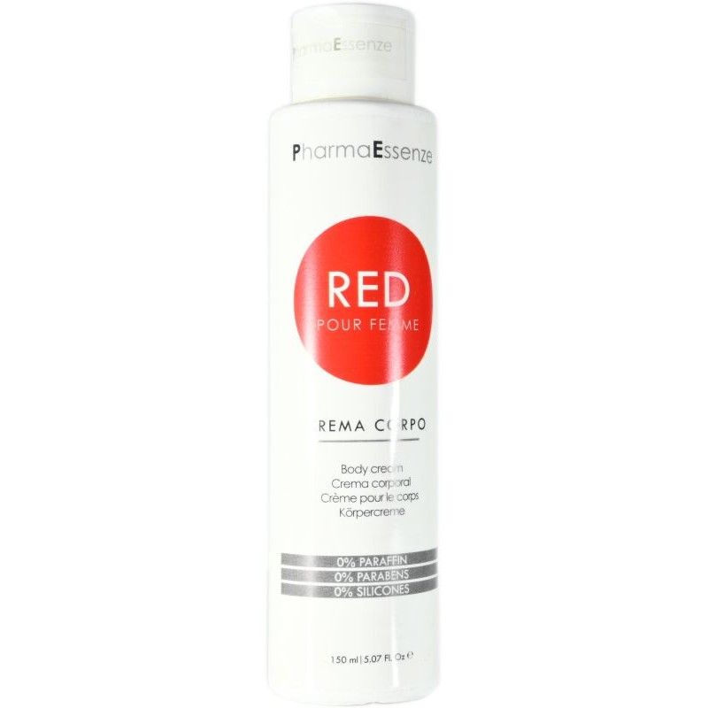 Crema Corpo Red Pharma Essenze