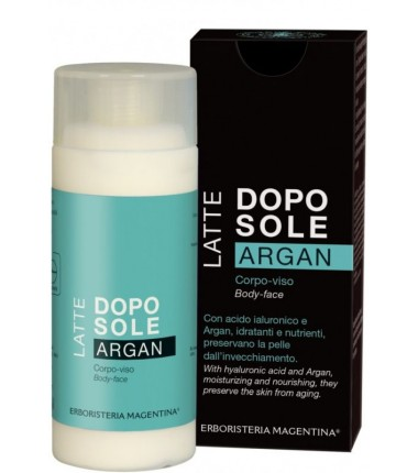 Latte Doposole all\'Argan
