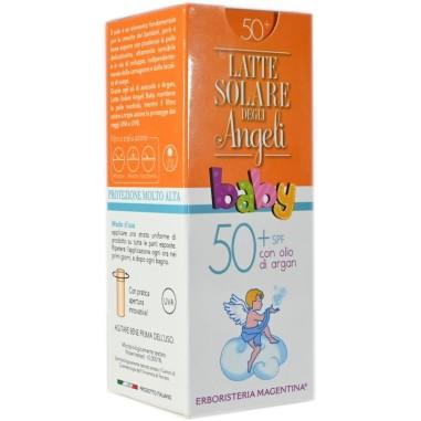 Latte Solare degli Angeli  Baby Spf 50+