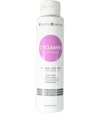 Crema Corpo Cyclamen Pharma Essenze