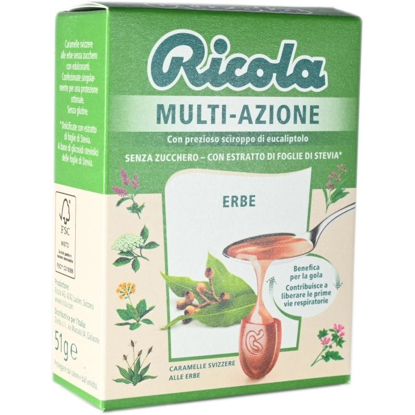 Caramelle Multi-Azione Ricola