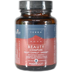 Beauty Complex: Pelle, Capelli, e Unghie Terranova