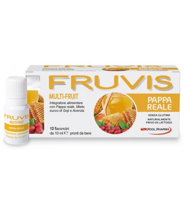 FRUVIS Multi-Fruit Pappa Reale