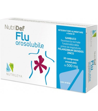 Nutridef Flu Orosolubile