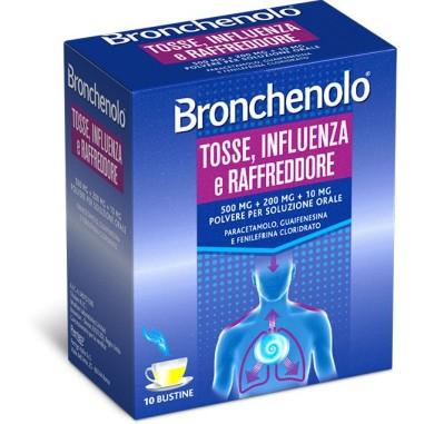 Bronchenolo Tosse Influenza e Raffreddore