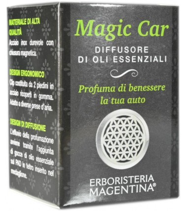 Diffusori di Oli Essenziali Magic Car