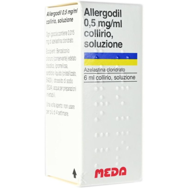 Collirio Allergodil