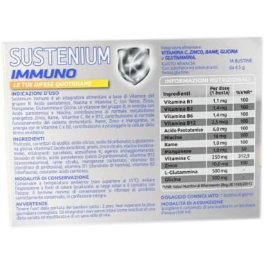 Sustenium Immuno