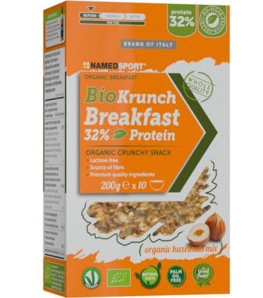 Biokrunch Breakfast 32% Protein