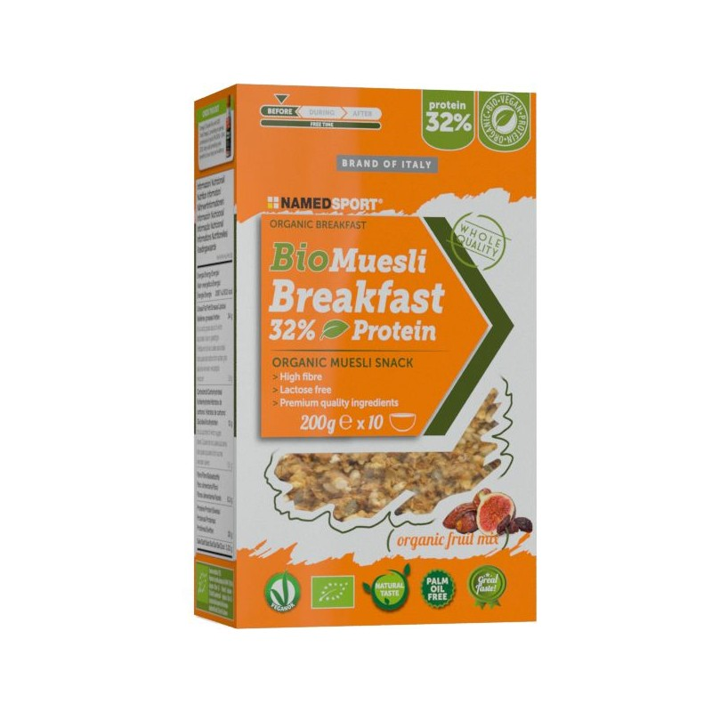 Biomuesli Breakfast 32% Protein
