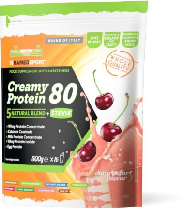 Creamy Protein 80 Cherry Yogurt