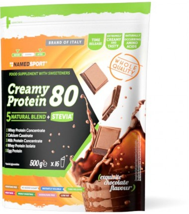 Creamy Protein 80 Exquisite Chocolate