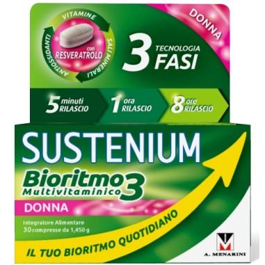 SUSTENIUM BIORITMO 3 DONNA