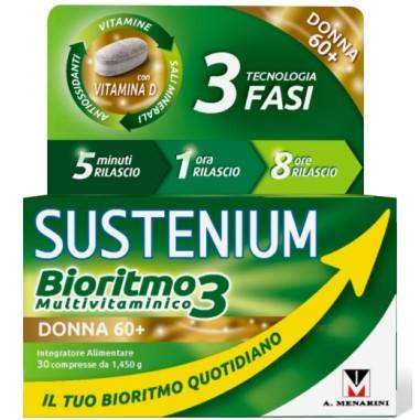SUSTENIUM BIORITMO 3 DONNA 60+