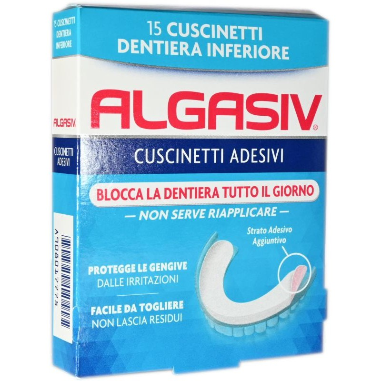Cuscinetti Adesivi Algasiv