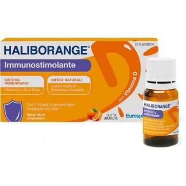 Haliborange Immunostimolante