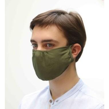 Mascherine Filtranti Protettive Verde