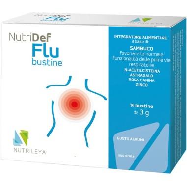 Nutridef Flu Bustine