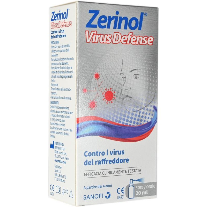 Zerinol Virus Defense
