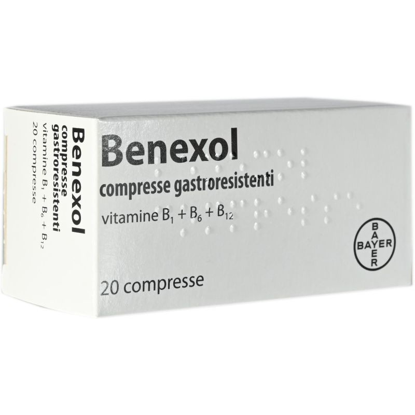 Benexol Compresse Gastroresistenti