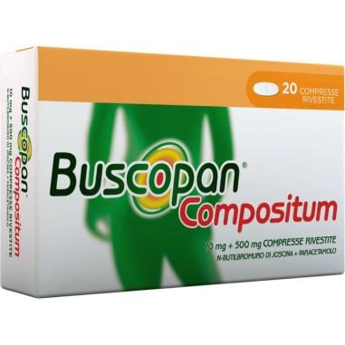 Buscopan Compositum