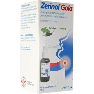 Zerinol Gola Spray