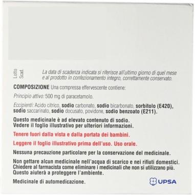 Efferalgan 500 mg Compresse Effervescenti