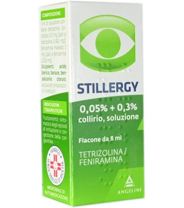 Collirio Stillergy