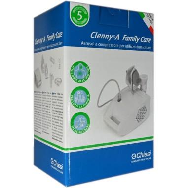 Aerosol a Compressore Clenny A Family Care