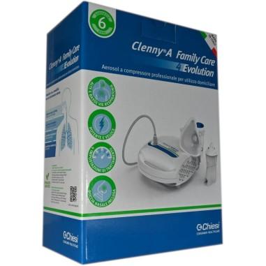Aerosol a Compressore Clenny A Family Care 4 Evolution