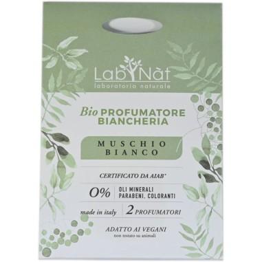 BioProfumatore Biancheria Muschio Bianco
