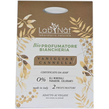 BioProfumatore Biancheria Vaniglia e Cannella