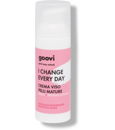 Crema Viso Pelli Mature I Change Every Day Goovi