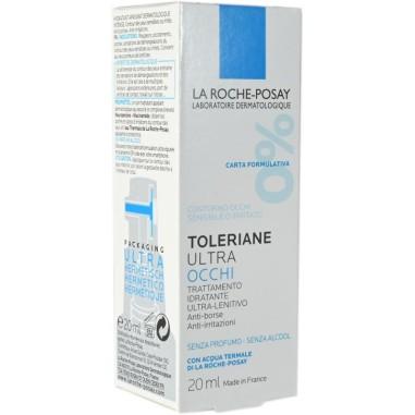 Contorno Occhi Toleriane Ultra La Roche-Posay