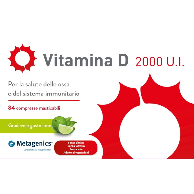 Vitamina D 2000 U.I.