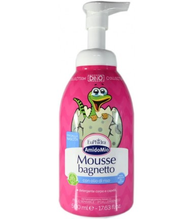 Mousse Bagnetto AmidoMio Collection Dino