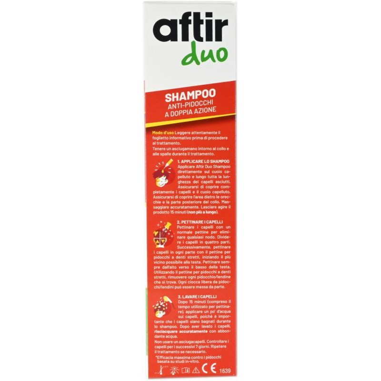Shampoo Anti-Pidocci & Lendini Aftir Duo