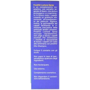 Lozione Spray Protettiva PreAftir