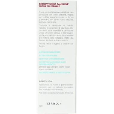 Crema Palpebrale Dermovitamina Calmilene