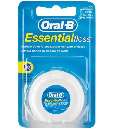 Filo interdentale Oral-B Essential Floss